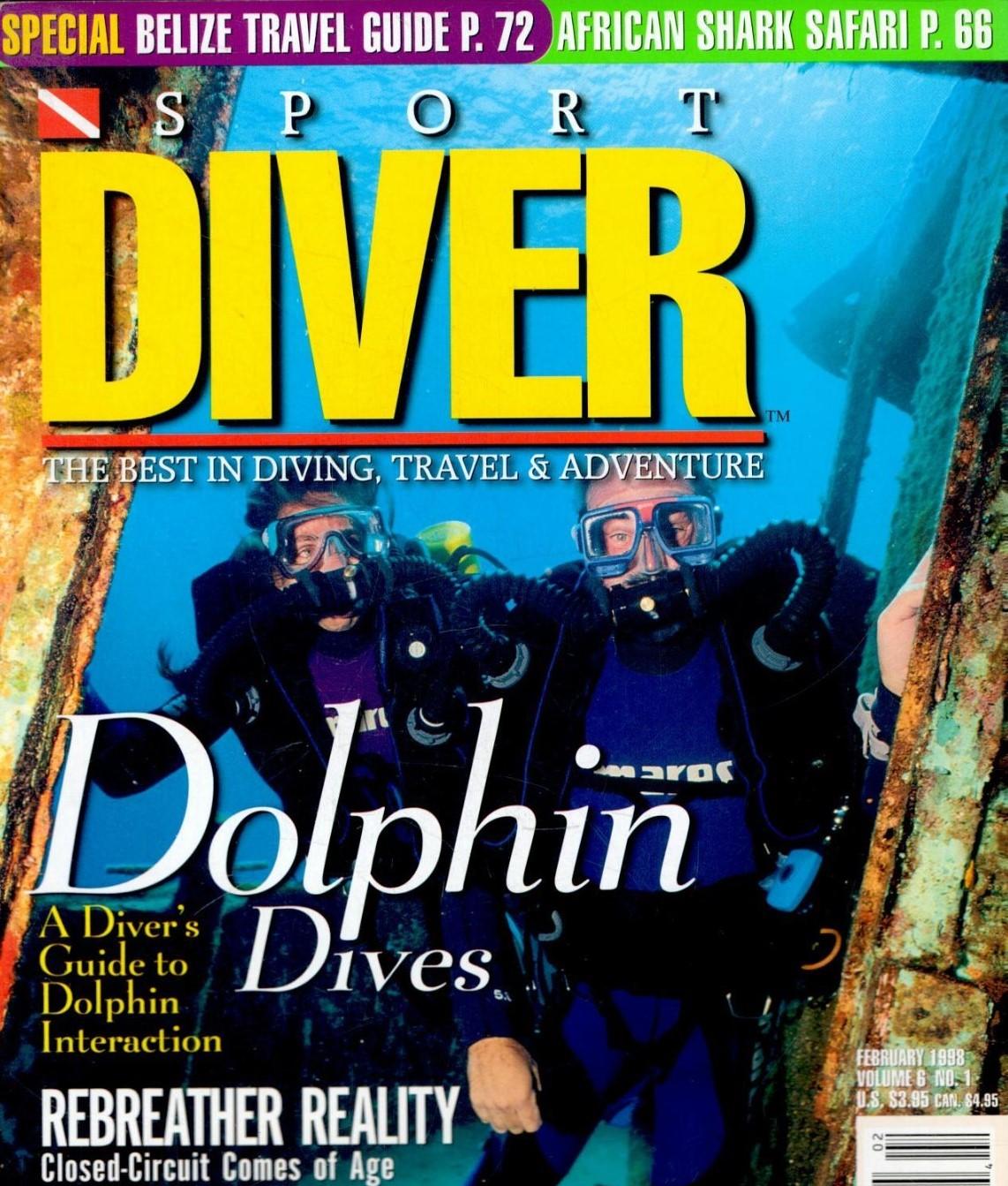 Sport Diver Magazine